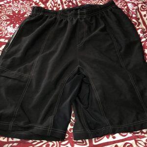Men's Canari Xl Bike Shorts. NWT